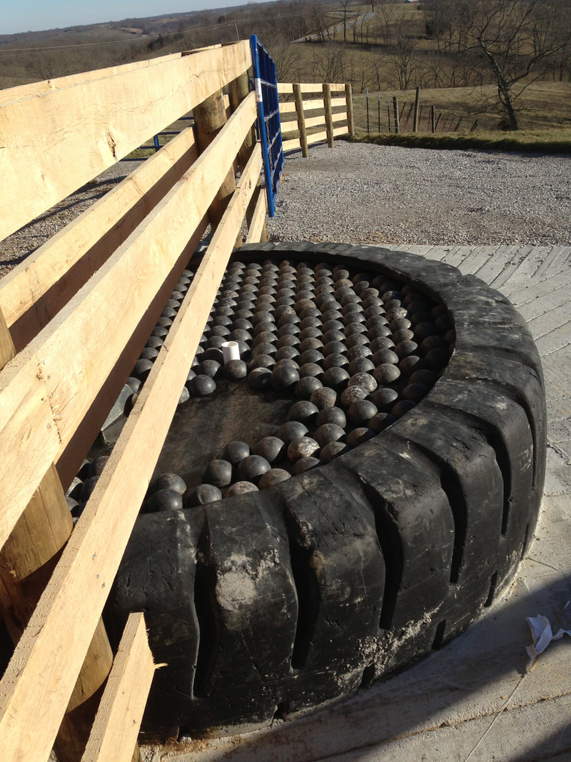 All Weather Tires >> Cold Weather Tire Water Update - Eden Shale Farm